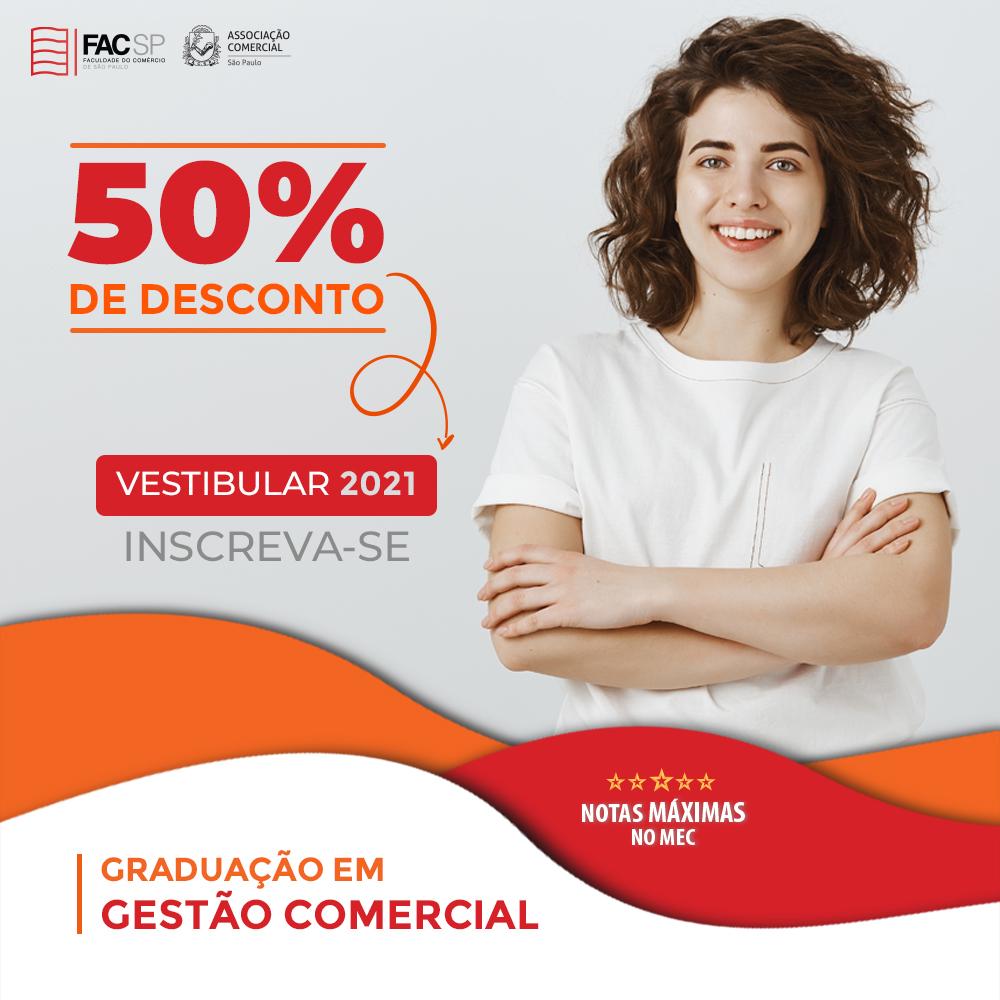 GRADUAÇÃO EM GESTÃO COMERCIAL