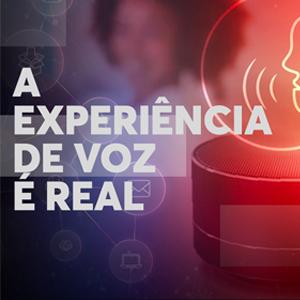 O uso de serviços ou produtos com assistentes virtuais por voz cresceu 47% na quarentena no Brasil.