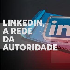 O LinkedIn é a maior rede social de identidade profissional e negócios do mundo.