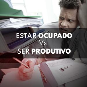 """Existe diferença entre """"não ter tempo"""" e """"não saber usar o tempo"""". Estar ocupado é diferente de ser produtivo."""